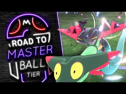 DRAGAPULT GOES CRAZY! Road to Master Ball Tier - Pokemon Sword and Shield Ranked Wi-Fi Battles!