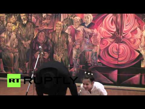 Bulgaria: Anti-fascist festival celebrating ties with Russia held in Sofia