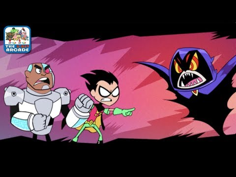 Teen Titans Go: Titan Rescue - Operation Raven Rescue (CN Games)