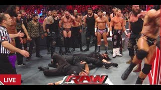 #RAW 9/3/18 RAW WWE Monday Night RAW The Shield DESTROYED wwe raw highlights