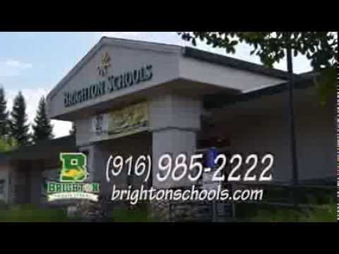 Brighton School - Folsom Private School - Our First Commercial