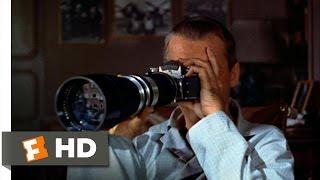 Rear Window (2/10) Movie CLIP - A Closer Look at the Salesman (1954) HD