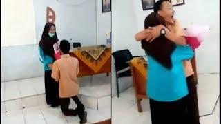 Viral! Video Anak SMP Jadian di Kelas Jadi Perbincangan Netizen