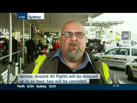 Qantas baggage handlers to walk off the job
