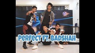 Perfect   Gurinder Rai feat. BADSHAH   Swaalina   dance choreography