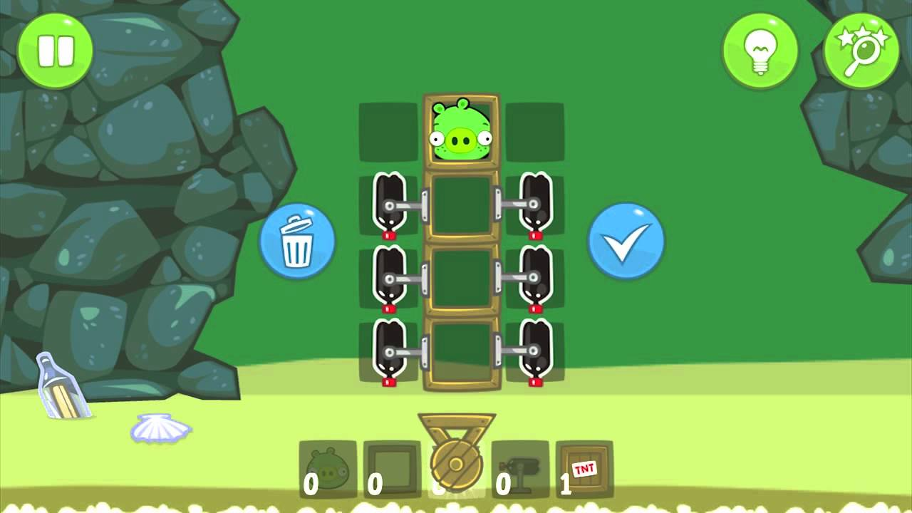 Let`S Play Bad Piggies