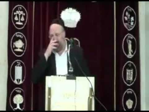 הרב ברוך רוזנבלום - פרשת בא ה׳תש״ע (חלק ב׳) חלק א בתיאור הדרשה