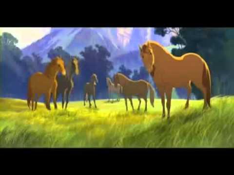 فلم الحصان الاصفر-Spirit - Stallion Of The Cimarron...