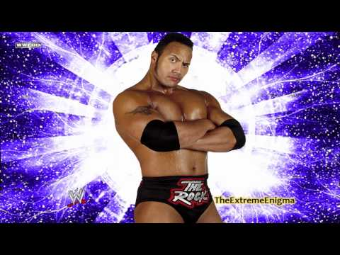 The Rock 11th Wwe Theme Song do You Smell It video