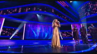 "The X Factor - Mariah Carey And The Finalists - ""Hero"""