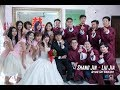 Shang Jin + Liu Jia Wedding Highlight March 2018