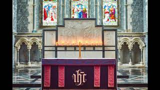 Sermon (audio only): The 1st Sunday after the Epiphany (13 Jan 2019) - St. Canice's Cathedral