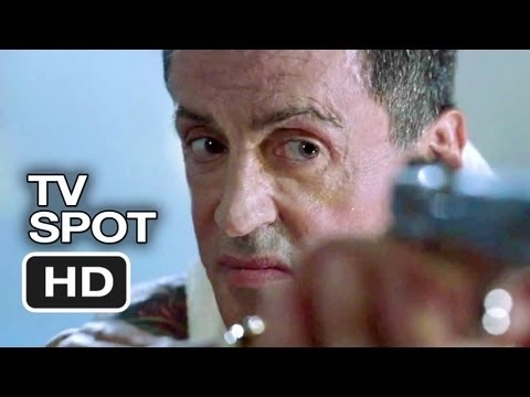 Bullet To The Head TV SPOT #1 (2013) – Sylverster Stallone Movie HD