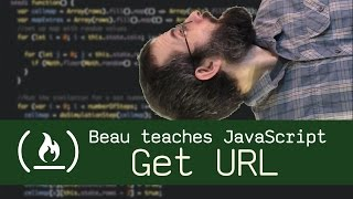 Get current URL with JavaScript (and jQuery) - Beau teaches JavaScript