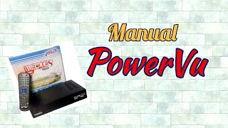 Cara Memasukkan Powervu Key ( Manual ) Pada Matrix Burger S2