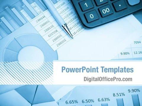 Powerpoint Templates Financial Presentation