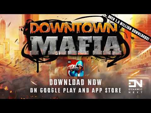 Downtown Mafia: Gang Wars (Mobster Game) APK Cover