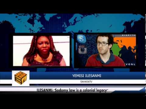 SaharaTV Talkback: Gay Activists Vents Over Nigeria's Anti-Gay Law