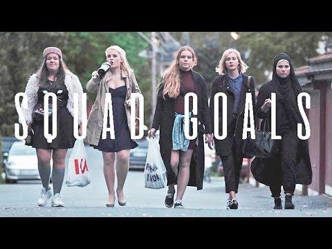 SKAM | Girl Squad | Håper Du Har Plass