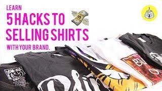 5 Hacks To Growing Your Brand - Print Dope Art - Webisode 3