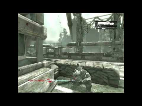Gow 2 Montage - Rushed So Now Real Rape Editing video