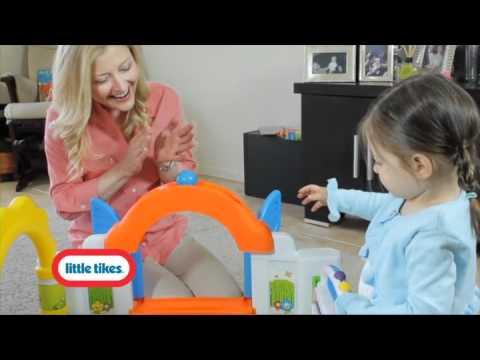 Little Tikes Discoversounds Activity Garden Youtube
