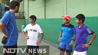Burn Fat, Not Crackers: Young Tennis Players' Plea to Delhi Citizens