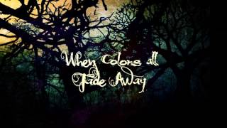 BLACKFINGER - When Colors Fade Away (Lyric video)