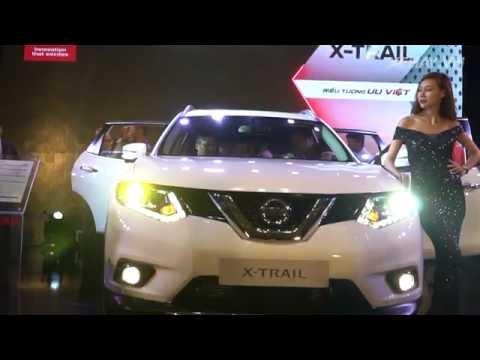 [XEHAY.VN] Nissan X-Trail giá từ 998 triệu vừa ra mắt tại Việt Nam