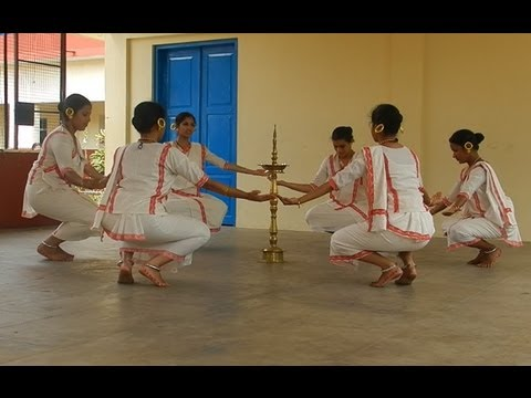Margam Kali - Kcym Kothamangalam On Ulsav 2012 video