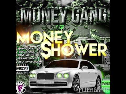 Money Gang Muzik x Boston George x G Hustler produced by Jrag2x - Money Shower(Audio)