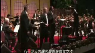 The Three Tenors - Granada (Yokohama 2002)