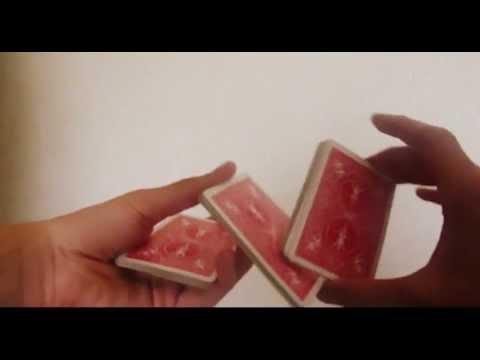 Трюки с картами (Урок) - Тасовки для начинающих #2