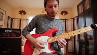 Daniele Gottardo 34 Guitar Sbrego 34 Playthrough
