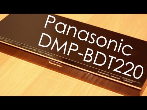 In-Depth Review & How-To: Panasonic DMP-BDT220 Blu-ray Player 3D Integrated Wi-Fi