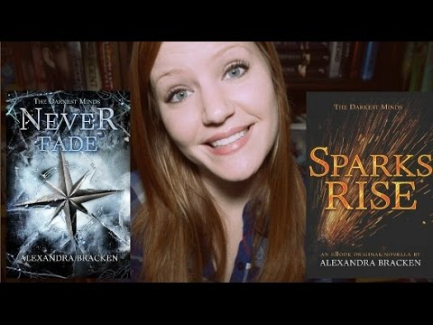 NEVER FADE & SPARKS RISE by Alexandra Bracken | Book Discussion