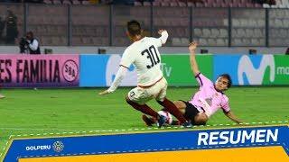 Resumen: Sport Boys vs. Universitario (0-0)