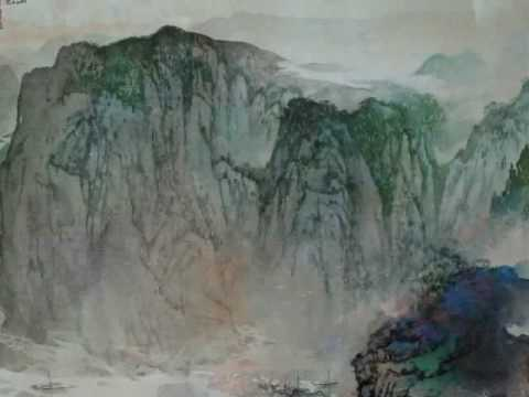 0 Modern Chinese Painter   宋文治 Song Wenzhi (part 1)