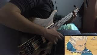 Inazuma Eleven - Opening (Castellano,Bass cover)