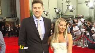 Ashley Tisdale and Scott Speer at