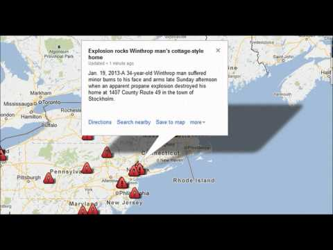 Explosion Rocks Winthrop NY Home: Explosion Update #51