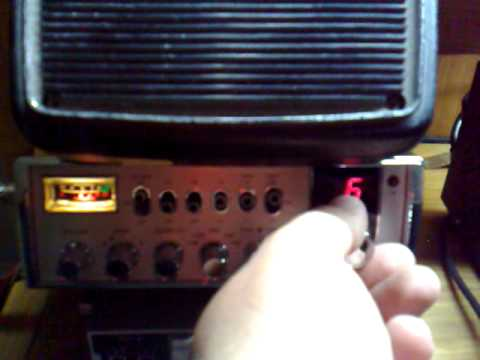 CB-Funk / CB-Radio Skip DXing - copy stations from the USA [09-30-12, Part 5/5]