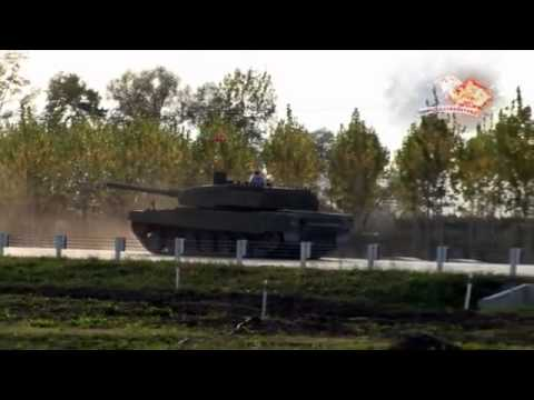 Altay new Turkey Turkish main battle tank Otokar Defence Company klip izle