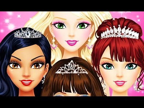 Princess Salon Game - Libii Educational Creativity / Videos Games for Girls Android /