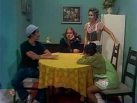 El Chavo del Ocho - Capítulo 134 Parte 1 - El Señor Barriga Vende la Vecindad 1 - 1976