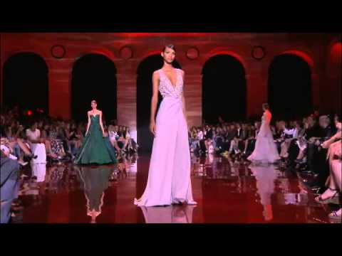 Elie Saab | Haute Couture Fall Winter 2013/2014 | Full Show | Exclusive