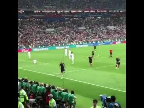 Mario Mandžukić Goal England vs Croatia FIFA World Cup 2018 (11/07/18) thumbnail