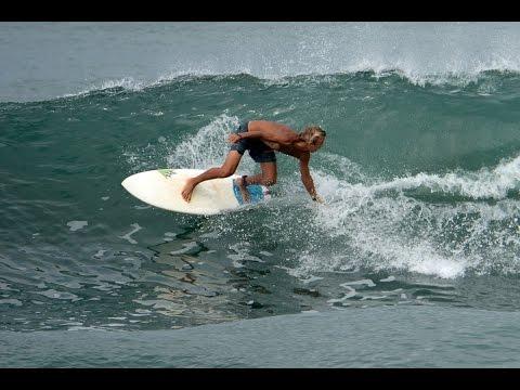July 09 2016 Surfing Playa Hermosa Costa Rica