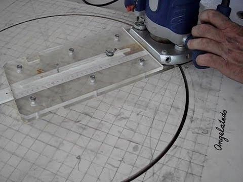 Broca para cortar madera