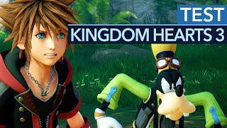 Kingdom Hearts 3 im Test - Der beste Teil der Reihe